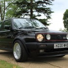 Volkswagen-Golf-GTI-mkII-1990-Black