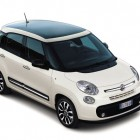 Fiat 500L 'Panoramic Edition'