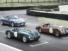 Jaguar Heritage Racing alla Mille Miglia 2013