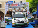 Umberto Scandola, Guido D'Amore (Skoda Fabia S2000 #2, Ass. Sc. Car Racing)