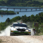 Umberto Scandola, Guido Damore (Skoda Fabia S2000 #2, Ass. Sc. Car Racing)