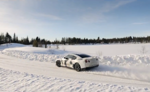 Team Ice Ricers Nissan GT-R