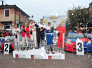 Podio Rally Bagnolo 2013