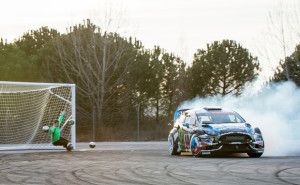 Ken Block vs Neymar Jr