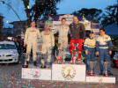 Podio Rally Pontecorvo 2015