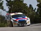 Paolo Andreucci, Anna Andreussi (Peugeot 208 T16 R5) Sanremo 2016