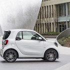 smart BRABUS fortwo coupé