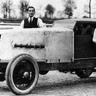 1926 Renault 40 CV des records