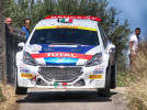 Paolo Andreucci, Anna Andreussi (Peugeot 208 T16 R5)