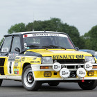 Renault 5 MAXI TURBO from the MonteCarlo rally