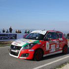 Sergio Denaro, Marta De Paoli (Suzuki Swift Sport R1B #29, Messina Racing Team)