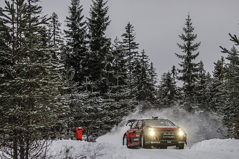 FIA WORLD RALLY CHAMPIONSHIP 2017 - WRC SWEDEN