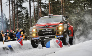 FIA WORLD RALLY CHAMPIONSHIPSWEDEN
