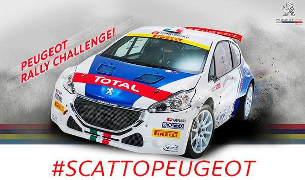 #ScattoPeugeot