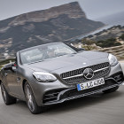 The new Mercedes-AMG SLC Press Test Drive, Cap-Ferrat 2016